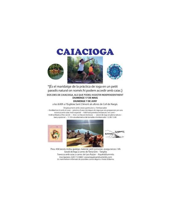 "Wat is ""Caiacioga""?"
