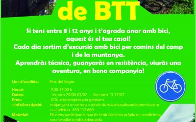 Subscriptions open for ATB Summercamp 2020